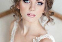 Esküvői makeup