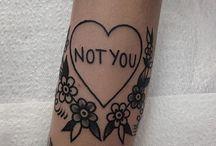 Tattoo- Traditionish