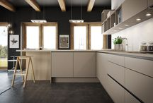 New Kitchen Trends 2015 / by Kira Rockell