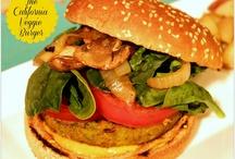 Veg burgers and patties