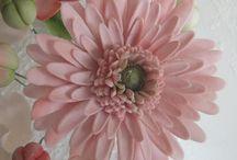 come realizzare crisantemo rosa