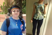 Clean eating Transformations