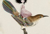 Bird Inspiration / by Chrystie Hile