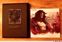 Castlevania Lords of Shadow 2 - Déballage Premium Edition Tombe de Dracula