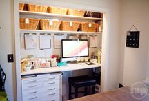 Organized Office / by Chaos To Order®