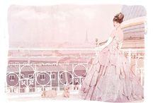 ~ Fashion Illustration ~ / Подборка  иллюстраций для вдохновения.