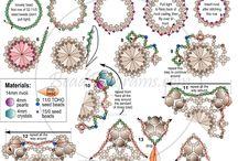 оплетение кристала сваровси