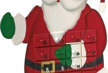 Adventskalender & Füllung für Adventskalender / Advent calendar & gifts for the advent calendar / Hier werden Adventskalender und Füllungen für Adventskalender vorgestellt!
