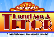 """LEND ME A TENOR / Photos from our 2015 production of Ken Ludwig's """"Lend Me A Tenor"""""""
