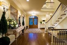Fabulous Flooring  / Favorite Flooring pictures  including hardwood flooring, tile flooring, natural stone flooring, laminate and carpets.