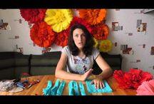 Видео цветы