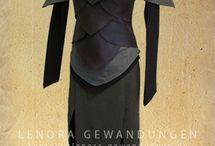 Elf goth fashion