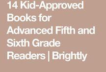 Books middle school