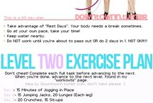 new exercise plan