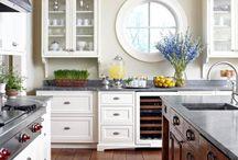 kitchens / by Brenda Gilland