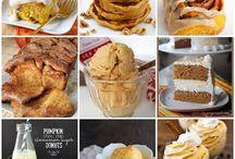 {Recipes} Pumpkin