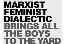 Feminist humor