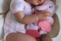 Bebés Renascidos bonecos