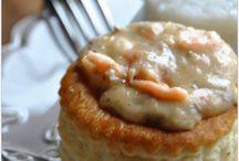 Thermo poissonnerie / Poisson et crustacé cuit au thermomix