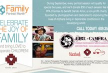 Upcoming Events & Promotions / Upcoming events and promotions by Girl + Camera Photography