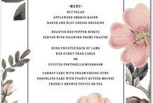 Carte dei menu