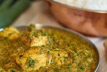 Indische Küche/Indian Food