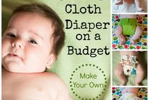Baby: Cloth diapers! / All about CD! / by Dorothy P