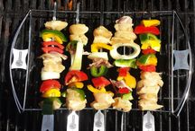 Best Shish Kabob Set Reviews / Collection of pictures and videos of the Cave Tools Shish Kabob Set from customers and bloggers.  Save 20% on your Kabob Rack at http://cavetools.com/socialkspromo