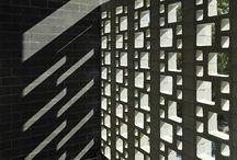 Architecture Concrete Block