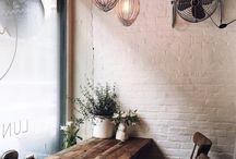 shop/café design