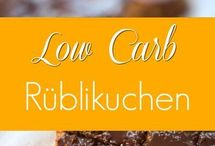 Kuchen (Low-Carb)
