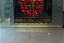 Vuitton Fixtures and Visual Merchandising / by FixturesCloseUp.com by Tony Kadysewski