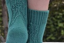 Носки тапочки следки
