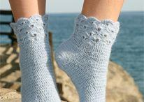 Socks And Slippers / by Bonnie Lloyd