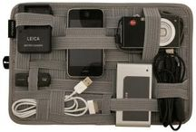 TRAVEL TECH / Gadgets...lots and lots of gadgets.   Here are some things to make being away from home easier.