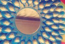 Dekoratif ayna yapımı / Ayna