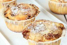 Sockerkakor och muffins