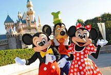 Disney! / by Gina Banducci