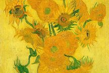 """artist > Vincent van goah (1853-1890) / フィンセント・ファン・ゴッホ 印象派  The actual name of Van Gogh is called Vincent van Gogh. Van Gogh may be said to be the most unique painter in the history of painting in the 19th century. Van Gogh was born in the Netherlands on March 30, 1853, had a stubborn and embarrassing character since childhood. Van Gogh began to draw paintings from the beginning of teens, and at that time he painted watercolor paintings. Van Gogh was not aiming for an artist from the beginning. I worked as an art dealer or as a missionary, but both did not last long. After the evangelism became fired, Van Gogh began to start painting in earnest. Van Gogh as a painter was born here. Van Gogh who continued painting in France saw that he was mentally unstable because of his temperament and a shock of broken heart, and his relationship with other painters was not good. Van Gogh continues to produce paintings in the village of Arles in France, but few people admit it. Today, Van Gogh is known as an expensive painter's painter, but the paintings sold while living was only one of the """"red vineyards"""". Van Gogh who did not sell paintings and suffered from daily life and also worked with Gauguin, one of the few painter partners, got mentally unstable steadily. And on July 27th 1890 I pointed my gun at my chest in my house. On the morning of the next morning, I was taken to the hospital by my brother Teo who discovered it and received treatment, but it ceased on July 29th. That's why Van Gogh is called """"passionate painter"""" """"inconvenient painter"""".   ゴッホの本名はフィンセント・ファン・ゴッホといいます。ゴッホは19世紀の絵画史の中で一番個性的な画家とも言っていいでしょう。ゴッホは1853年3月30日にオランダで生まれ、子どものころから頑固で気むずかしい性格をしていました。 ゴッホが絵画を描きはじめるようになったのは10代のはじめからで、当時は水彩画を描いていました。ゴッホは最初から画家を目指していたわけではありません。画商で働いたり、伝道師をしていたりしたのですが、両方とも長くは続かなかったのです。 伝道師をクビになった後、ゴッホは本格的に絵画を始めるようになりました。ここに画家としてのゴッホが誕生したのです。 フランスで絵を描き続けたゴッホは、気性がはげしかったことと失恋のショックで精神的に不安定になっていたこともあり、他の画家との仲はよくありませんでした。 ゴッホはフランスの村アルルという場所で絵画を制作し続けますが、認めてくれる人はほとんどいなかったのです。今でこそ、高価な絵画の画家として知られてい"""