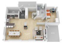 Smarte planløsninger / Husbyggeprosjektet - smarte løsninger