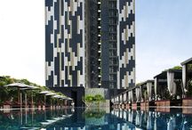 W O H A / WOHAis aSingapore-based architecture practice, founded in 1994 by Wong Mun Summ  and Richard Hassell  / by kusno utomo