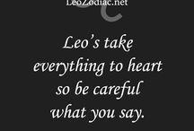 Leo - My Zodiac Sign