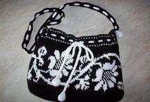 Moje tvoření. / Moje pletení a háčkování