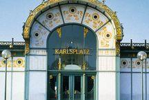 Otto Wagner / The genius architect, city planner, designer of Vienna.