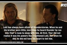 Thor/Loki/Norse mythology