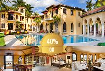Luxury Villa Rentals Miami / Luxurious Villas and Mansions for Rent in Miami, FL.
