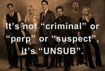 Criminal Minds All The Time :) / by Savannah Johnson (Anderson)