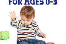 Actividades para bebés de 4-11 meses