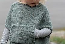 Baby + Kiddo / Cute knits and more for the little ones <3