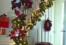 Home Christmas Decor / Decorations about Christmas!
